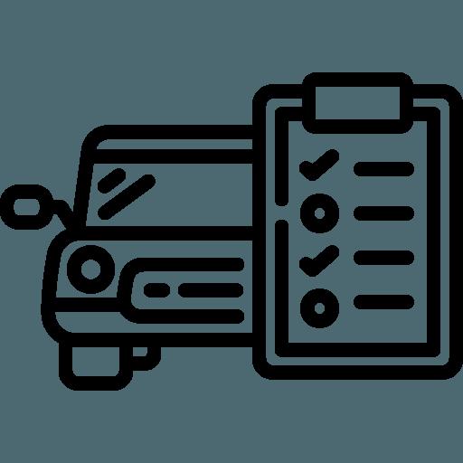 rego & blue slip inspections